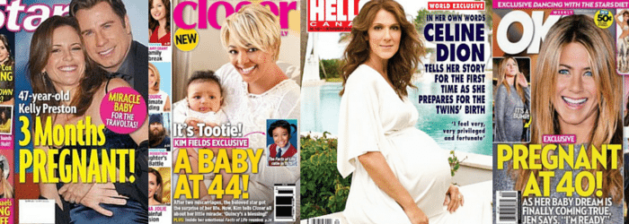 "Why You Need A Fertility Plan & Can't Believe The Magazine's ""Miracle Babies"""
