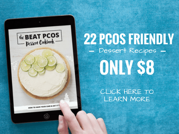 Beat PCOS Dessert Cookbook by Smart Fertility Choices