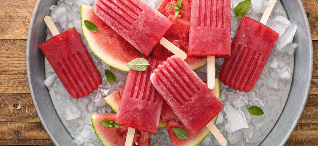 PCOS Friendly Watermelon Popsicles Smart Fertility Choices