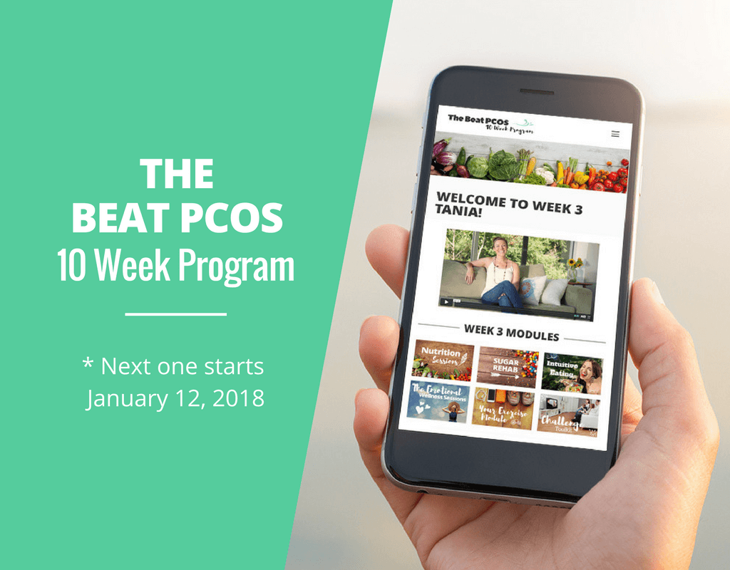 The Beat PCOS 10 Week Program with Kym Campbell | January 2018