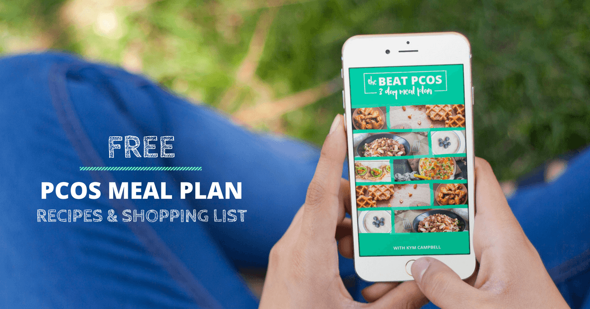 3 Day Pcos Meal Plan Recipes Shopping List For Weight Loss