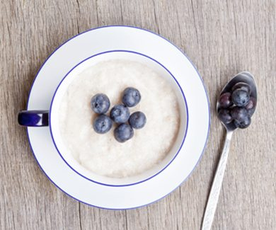 PCOS Meal Plan Flaxseed and Almond Meal Porridge | Smart Fertility Choices