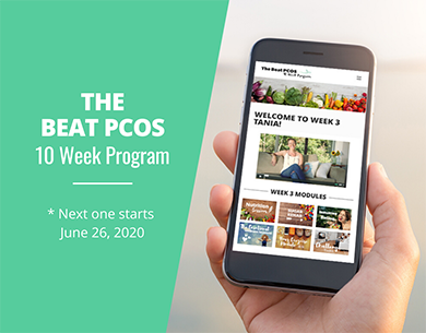 Beat PCOS 10 Week Online Program