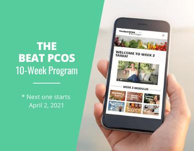 Beat PCOS 10 Week Online Program
